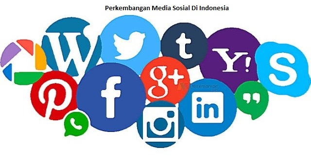 Perkembangan Media Sosial Di Indonesia